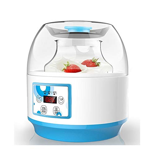 ZSQAI Enzymjoghurtmaschine nach Hause automatische große Kapazität,
