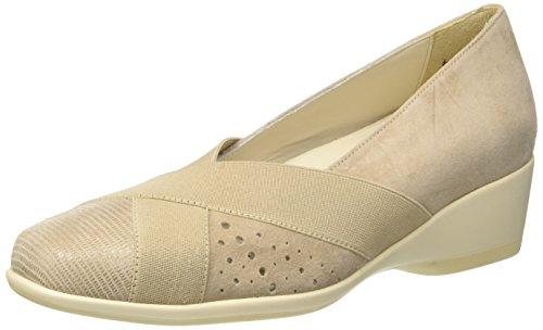 MELLUSO  R30507, Escarpins pour femme - beige Beige (Corda)