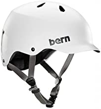 Bern Watts Thin Shell-EPS Foam – Casco, color negro