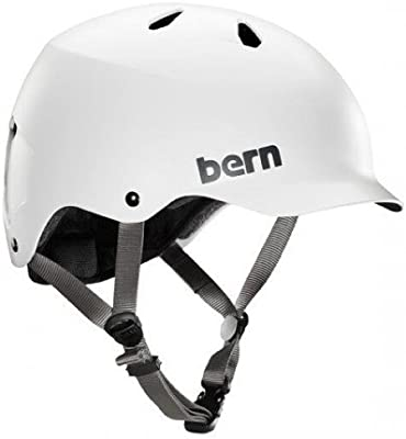Bern Watts Thin Shell-EPS Foam - Casco, color negro