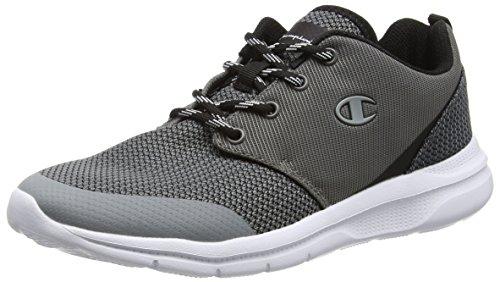 Champion Low Cut Shoe OX, Chaussures de course homme Gris