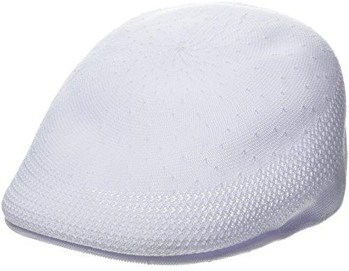 Kangol Tropic Ventair 507 Boina, (White), Large Unisex Adulto