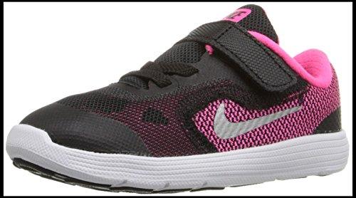 Nike Revolution 3 (TDV), Chaussures du Nouveau-Né Fille