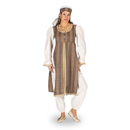 - Kostüm Damen orientalische Verkleid. 3tlg Aladin/1001 Nacht - 36/38 ()
