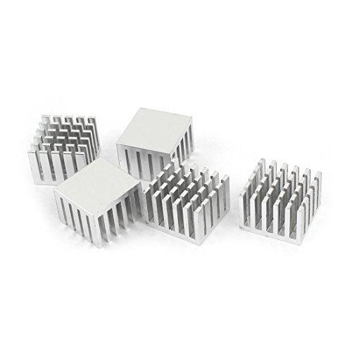 5-pcs-silver-tone-aluminum-radiator-heat-sink-20mm-x-21mm-x-15mm