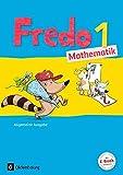 Fredo - Mathematik - Ausgabe A für alle Bundesländer (außer Bayern) - Neubearbeitung: 1. Schuljahr - Schülerbuch mit Kartonbeilagen