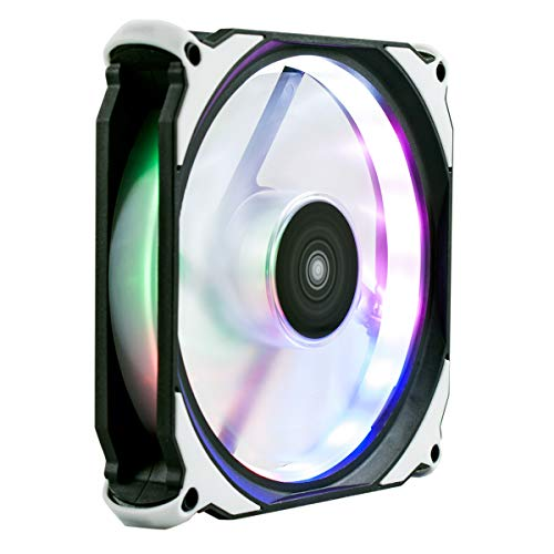 UNYKA GAMING Ventilador Candy 10 Candy 10 Rainbow Led 120mm