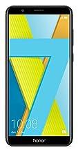 """Honor 7X Smartphone, Nero, 64Gb Memoria, 4Gb Ram, Display 5.93"""" Fhd+, Doppia Fotocamera 16+2Mp"""