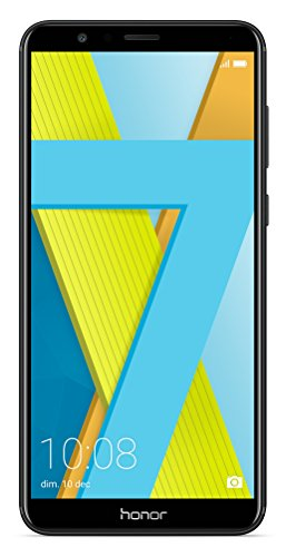 Honor 7X Smartphone, Nero, 64GB Memoria, 4GB RAM, Display 5.93