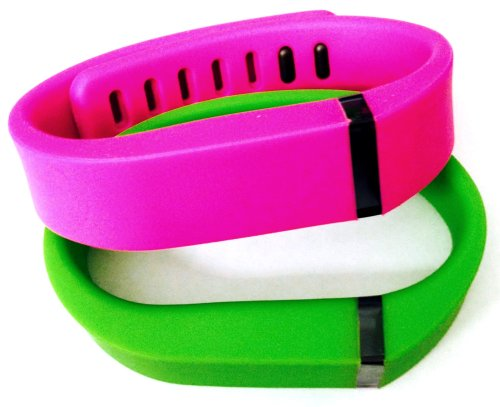 ! Small S 1pc Green 1pc Purple / Pink Replacement Bands + 1pc Free Small Grey Band With Clasp for Fitbit FLEX Only /No tracker/ Wireless Activity Bracelet Sport Wristband Fit Bit Flex Bracelet Sport Arm Band Armband preisvergleich