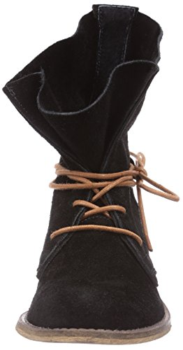 Spm Oklahoma Ankle Boot, Baskets hautes femme Noir - Noir
