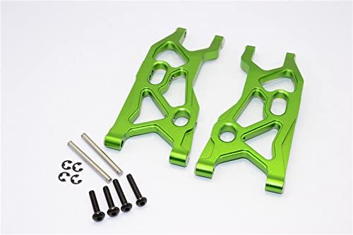 Axial Axial Axial Yeti (AX90026) & Yeti SCORE (AX90068) Upgrade Pièces Aluminium Front Lower Arm - 1 Pr Set Green | De Biens De Toutes Sortes Sont Disponibles  b85aa7