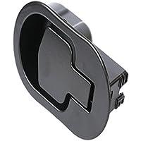 FLAMEER 1 Unidad Palanca de Liberación de Sofá Reemplazable Accesorios de Hogar Durable - Negro