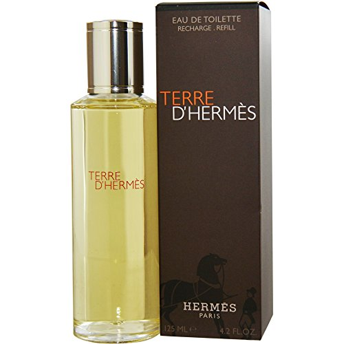 TERRE D'HERMES edt vapo 125 ml recharg