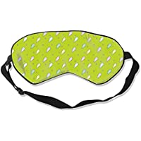 Preisvergleich für Natural Silk Eyes Mask Sleep Little Whale Blindfold Eyeshade with Adjustable for Travel,Nap,Meditation,Sleeping...