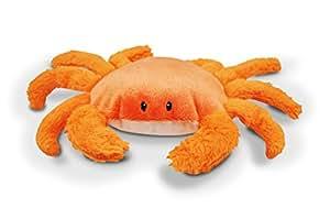 P.L.A.Y. Pet Lifestyle and You Jouet peluche en forme de crabe Petit format