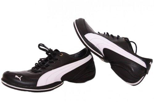 Puma Urban Racer 302074 07 Herren Schuhe, schwarz (PUM1) Noir