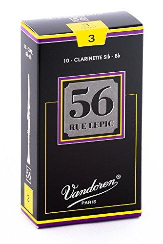 VANDOREN CR503   LENGUETA PARA CLARINETE PARA CLARINETE (DUREZA 3  PACK DE 10)