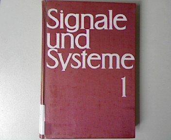 Signale und Systeme, Band 1: Spektrale Darstellung.