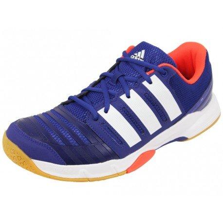 Adidas court stabil 11 BLACK1/CHALK2/LGTSCA - 11
