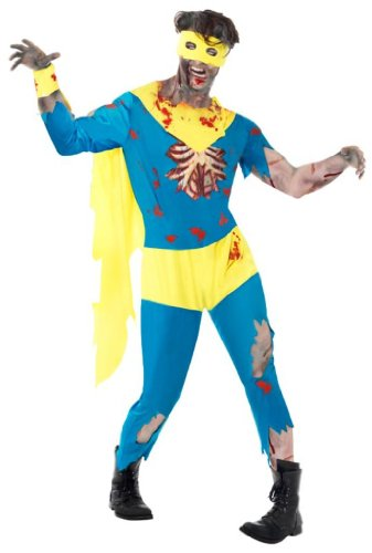 Zombie Superheld Kostüm Halloween für (Superheroe Kostüme)
