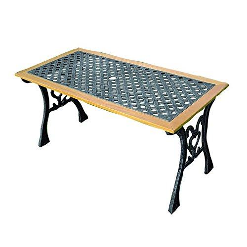 Papillon 8042454 - Tavolo da giardino 'd'oro'