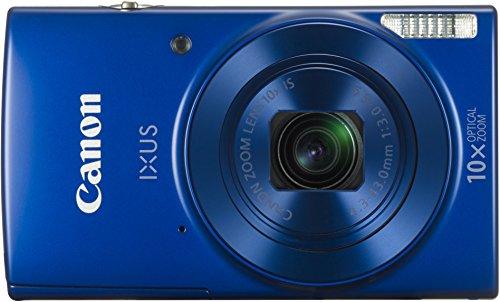 Canon IXUS 180 Appareils Photo Numériques 20.5 Mpix Zoom Optique 10 x