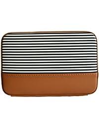 Iro Store High Quality Tan And Stripes Sling Bag