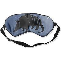 Armadillo 99% Eyeshade Blinders Sleeping Eye Patch Eye Mask Blindfold For Travel Insomnia Meditation preisvergleich bei billige-tabletten.eu