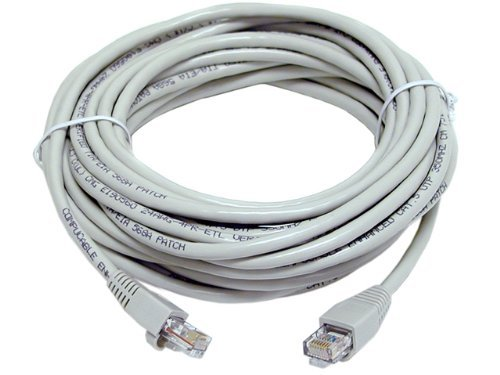 10m Network Cable Cat5e RJ45 Ethernet LAN Network Cable 10 meter - 10 metre UTP Lead 10M FREE DELIVERY - INKSPLUS+ Test