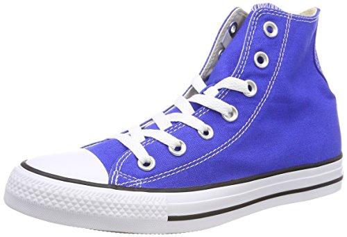 Converse Unisex-Erwachsene CTAS HI Hyper ROYAL Fitnessschuhe, Blau 483, 39 EU - Royal Hi Canvas-sneaker