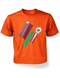 Vereinte Farben der Rache T-Shirt für Erwachsene Kinder T-Shirt