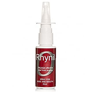 Rynil Stop Snoring Spray 35 Ml B002tllk2a Amazon Price Tracker