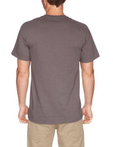 Bravado Herren, T-Shirt, Grau