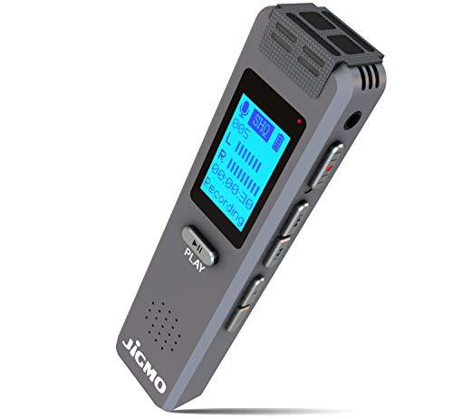 180 Hrs Battery Digital Voice Re...