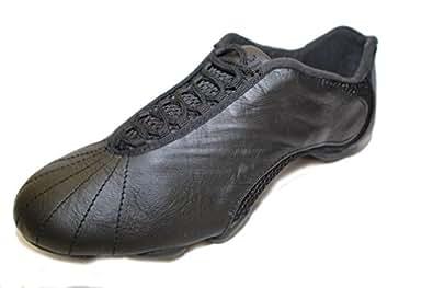 Bloch - Baskets de Danse 570 Noir Amalgam - Taille 33 2/3