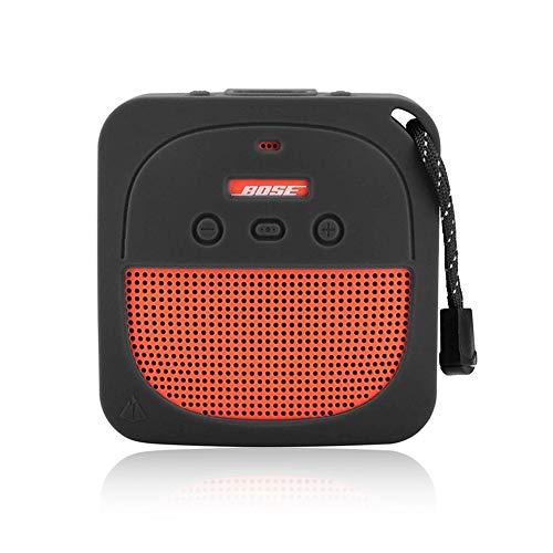 Preisvergleich Produktbild Là Vestmon Silikonhülle,  Silikonhülle mit Kabelschlaufe,  stoßfest,  staubdicht und wasserdicht,  passend für Bose SoundLink Micro