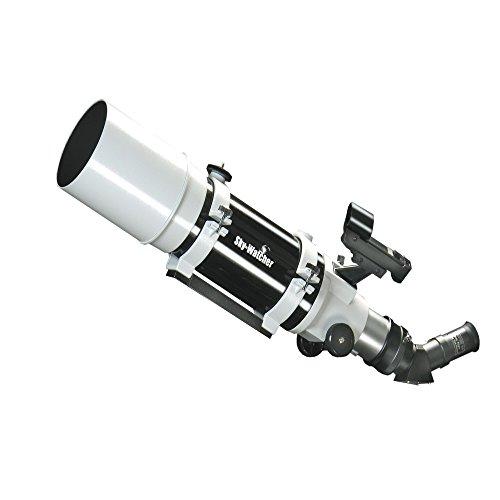 Skywatcher Startravel-102T (OTA) (102mm (4 Zoll), f/500) Refraktor Teleskop Silber