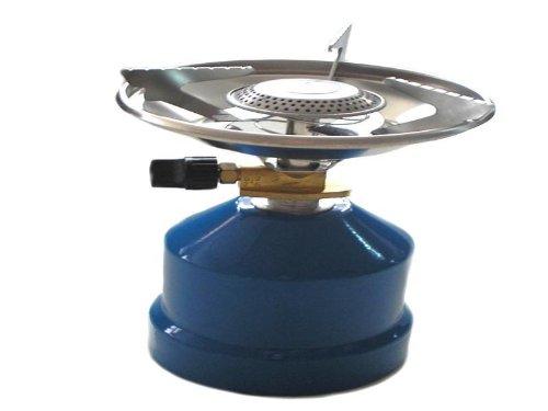 Com Gas 760 - Hornillo de camping, compacto, plato para vientos