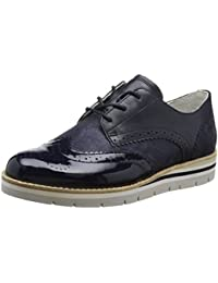 Gabor Damen Comfort Brogue Schuhe