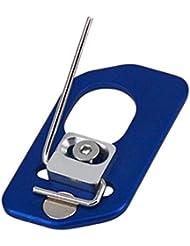 Gazechimp Repose-Flèche Magnétique Arc Recourbé à Droite En Alliage Accessoire Tir à l'Arc