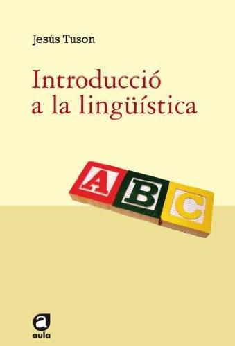 Introducció a la lingüística por Jesús Tusón