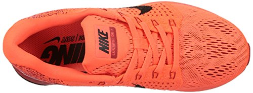 Nike Lunarglide 7 Damen Laufschuhe Orange (Hyper Orange/Black-Unvrsty Red 801)