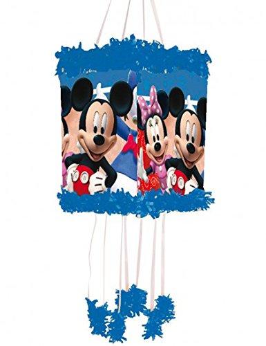 Mickey Mouse - Piñata Viñeta, Clubhouse balones, 20X30 cm (Verbetena 014000285)
