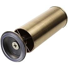 Pata de Sofá Pies de Estante Mesita Zócalo de Armario Ferretería de Muebles Metal Proteger -