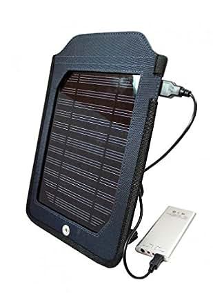 CHARGEUR SOLAIRE COBRA batterie de 1000 mAh