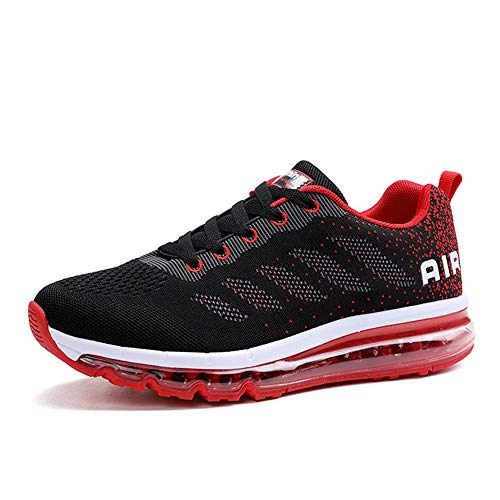 Uomo Donna Scarpe da Ginnastica Corsa Sportive Air Cushion Running Sneakers Gym Jogging Fitness Interior Casual all'Aperto 35-46 EU