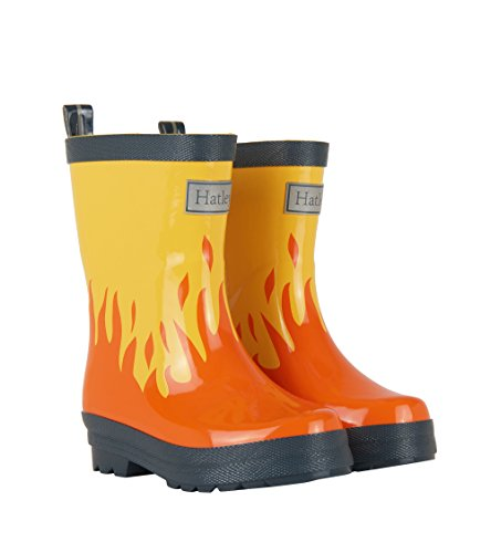 Hatley Kids Rain Boots - Lots Of Fire