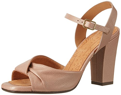 Chie Mihara Asha, Sandales  Bout ouvert femme Pink (sinai nude)