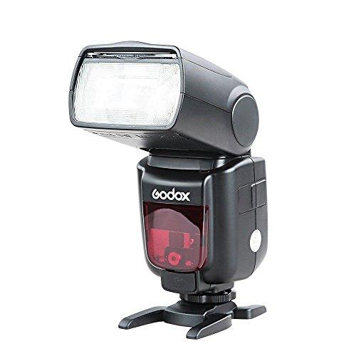 Godox tt685N HSS 1/8000s GN602,4G TTL Flash Speedlite mit 0,1–2.0S blitzfolgezeit 230Volle Leistung Blitze für Nikon DSLR-Kamera